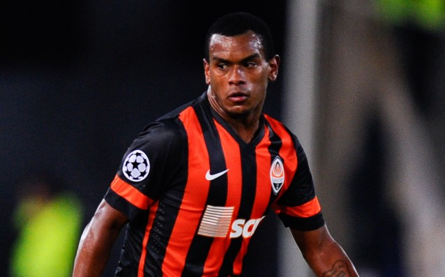 Sampdoria is getting a Brazilian half from Shakhtar