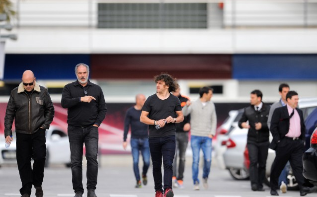 Puyol will shortly reveal whether he will support the candidacy of Laporta