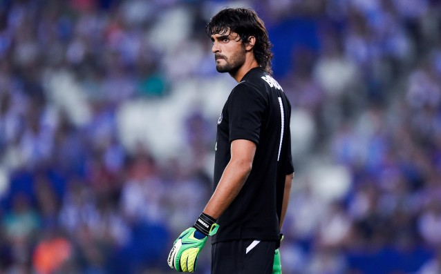 Sevilla parted with a goalkeeper
