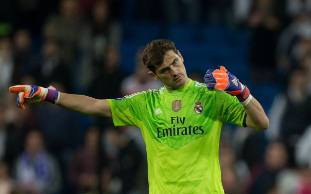 Casillas's agent: Roma is one of the best teams in Europe