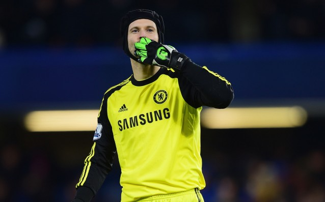 Arsenal is going to present Cech soon