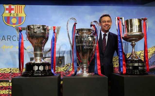 Bartomeu is going to make Barca something between NASA, Apple and Facebook