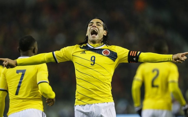 Official: Falcao is going to be in Chelsea for one year