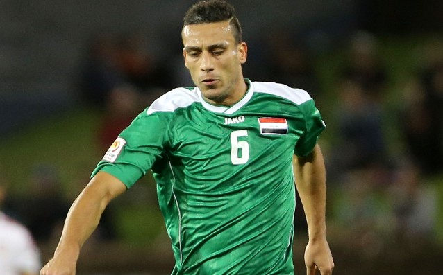 Udinese presented the first Iraqi in Serie A