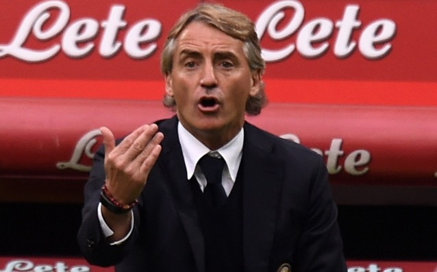Mancini: 'Kondogbia can become one of the best in the world.'