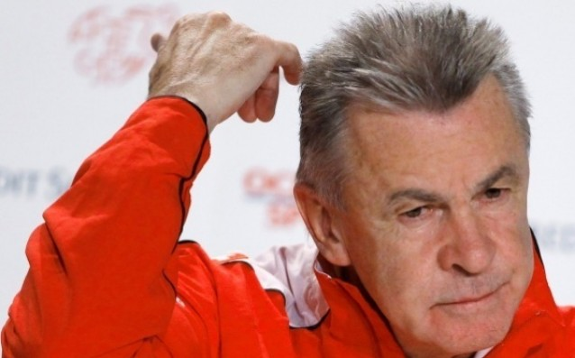 Hitzfeld rejected an offer from a Chinese team