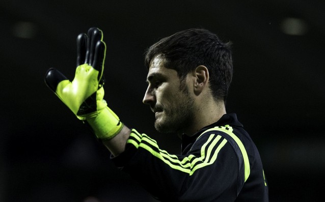 End of story: The final hours of Casillas in Real