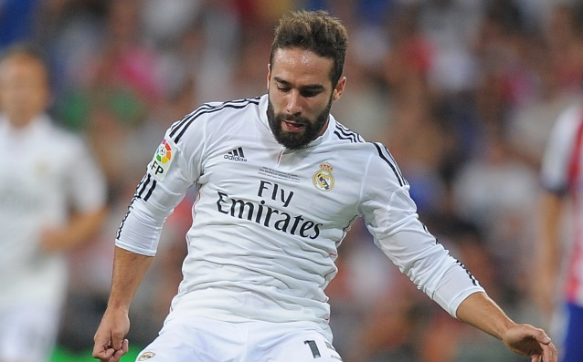 Official: Carvajal continued his contract with Real Madrid.