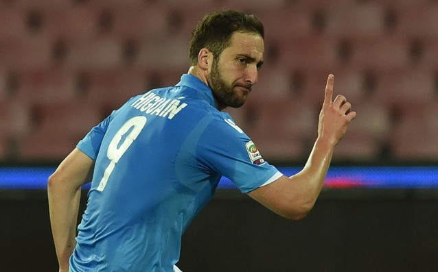 A boss of Napoli: 'Higuain is not for sale.'