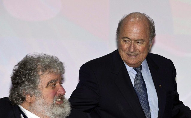 FIFA banned Chuck Blazer for a lifetime