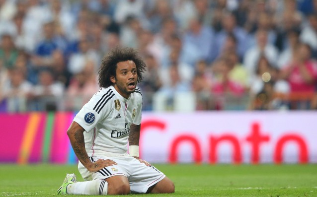 Marcelo officially resigned with Real till 2020