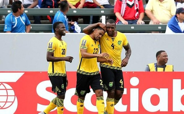 Jamaica and Costa Rica in the 1/4-finals of Gold Cup