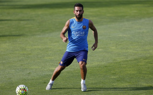 Arda Turan is injured