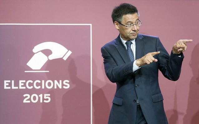 Bartomeu: 'There are no offers for our players.'