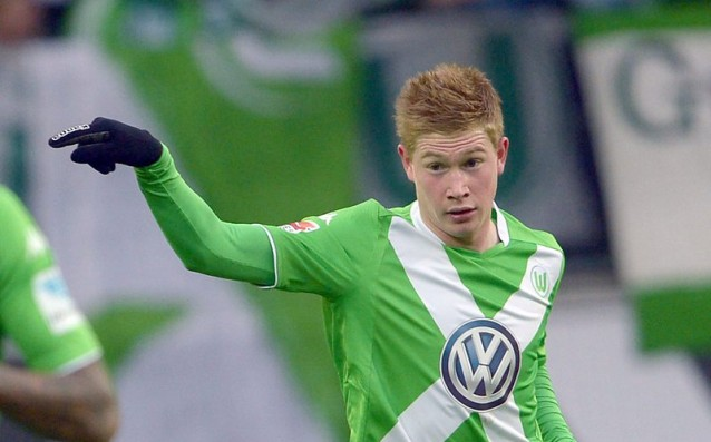 Wolfsburg: 'There are no formal offers for Kevin De Bruin.'