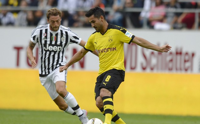 Gundogan praised the new coach of Borussia Dortmund