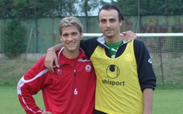 Stilian Petrov: 'I didn't know that Berbatov needs recommendations.'