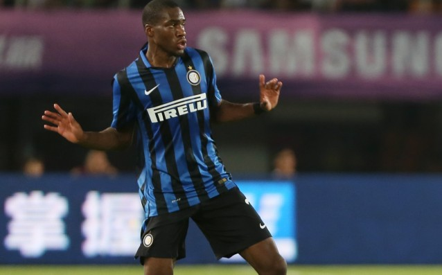 Kondogbia: 'I didn't deserve to be booed.'