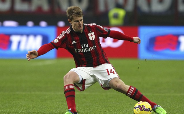 Verona signed with AC Milan Defender