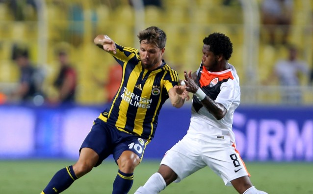 Fenerbahce asked UEFA to punish Shakhtar for Fred