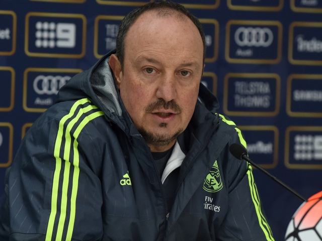 Benitez will decide after ten days which players to put away
