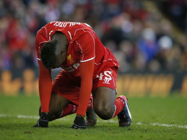 Liverpool is getting rid of Super Mario