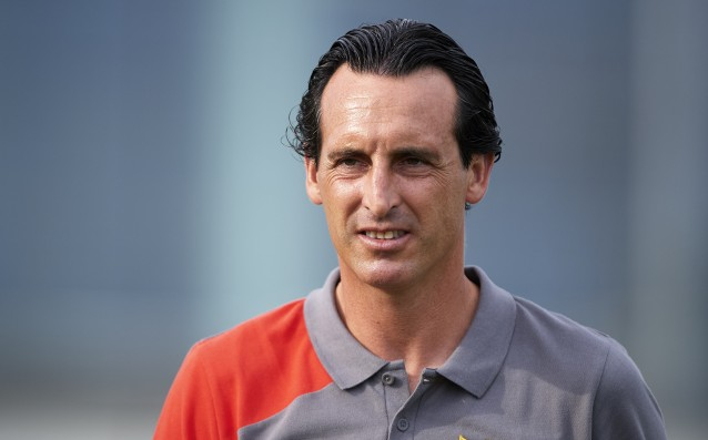 Cherishev's father became an assistant of Emery in Sevilla