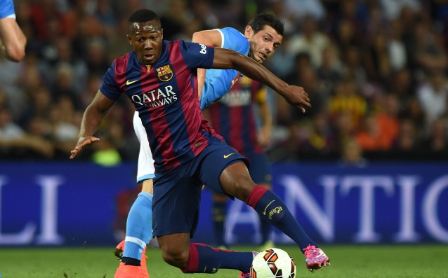 Adama Traore is very close to a transfer in the Premiership