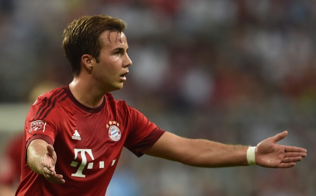 Rummenigge: 'Gotze will decide about his future.'