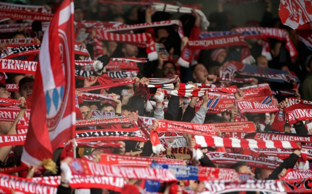 Fans of Munich 1860 were condemned to shop by Bayern fan store