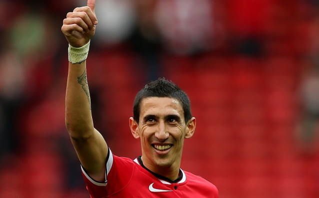 Di Maria: 'Thanks, PSG!'