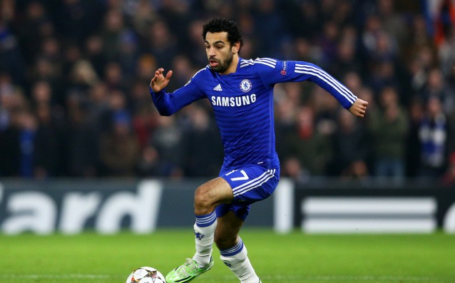 Official: Chelsea send Salah in Roma