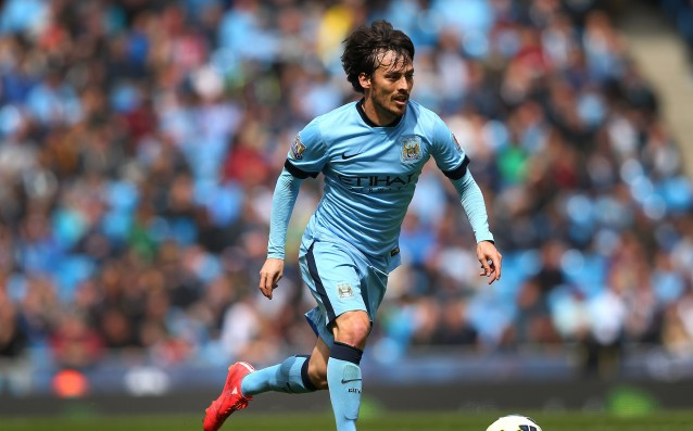 David Silva: 'We have to grow more.'