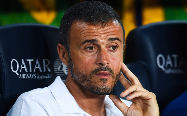 Luis Enrique: 'At 4:1 Sevilla had nothing to lose.'