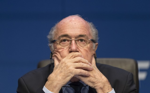 Blatter demanded reduction of foreigners in European clubs
