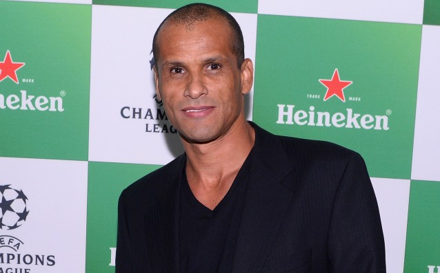 Rivaldo again ended his football career