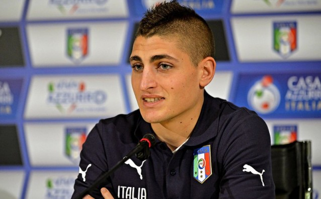Barca wants Verratti