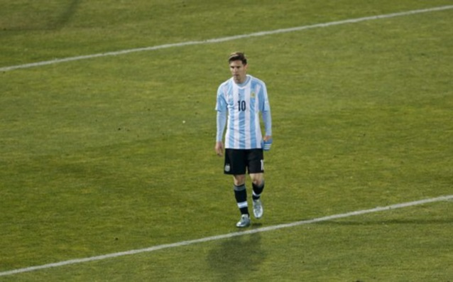 Leo Messi is with a call-up for Bolivia and Mexico