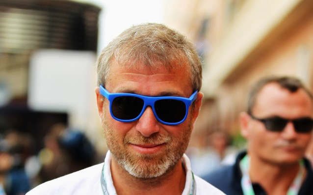 Abramovich is going to buy footballers