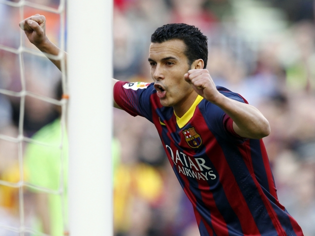 Pedro reached an agreement with United