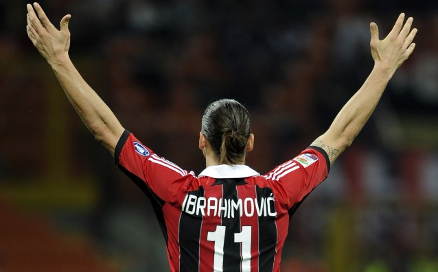 Berlusconi wants Ibra with 'open arms'