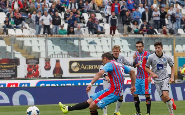 Catania was sent in the third division