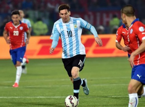 Martino: 'If I was Messi, I wasn't going to play for Argentina.'