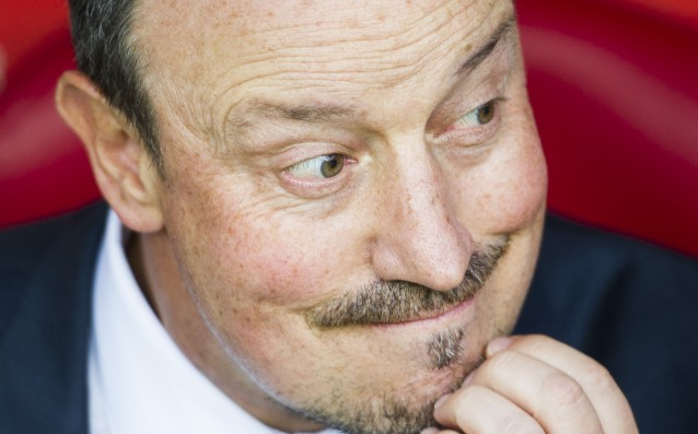 Benitez: 'Real has to do a lot more work.'