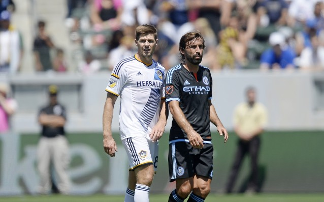 LA Galaxy defeated New York City