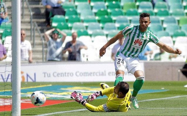 Betis won over Villareal with a late goal
