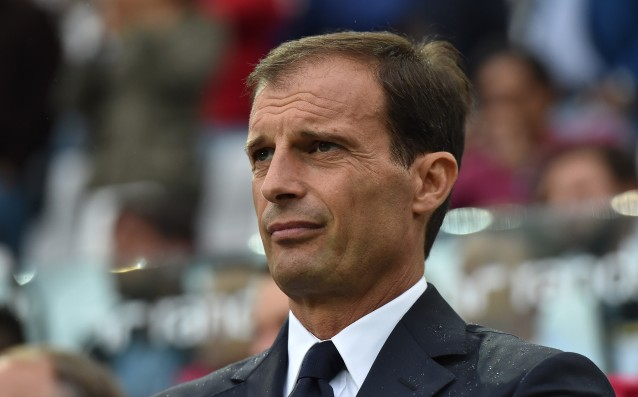 Allegri after the loss: 'Juve played well.'