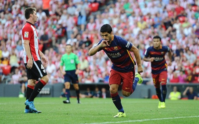 Suarez: 'We have equivalent replacements of Alves and Busquets.'
