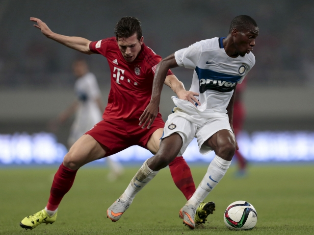 Sampdoria is taking a talent of Bayern