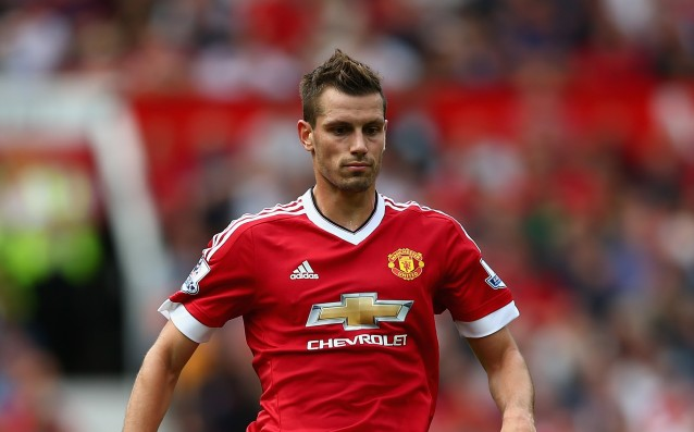 Schneiderlin: 'Van Gaal persuaded me on the phone.'